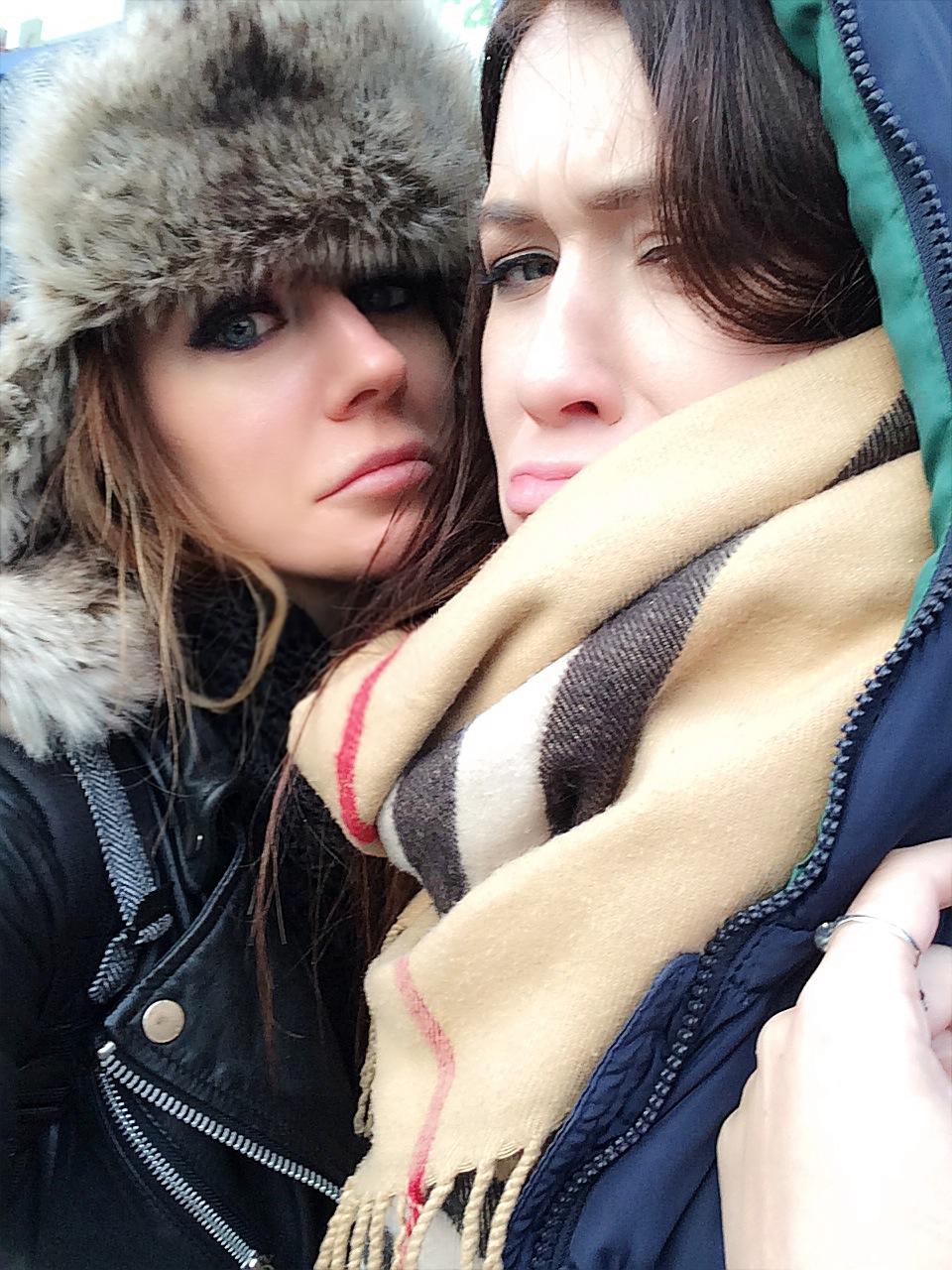 Samantha bentley and misha cross as schoolgirls 3