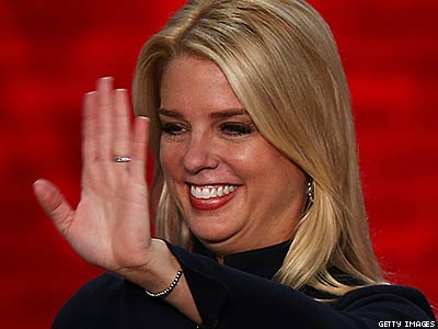 Florida's Twice-Divorced Attorney General Pam Bondi Opposes Lesbian Divorce