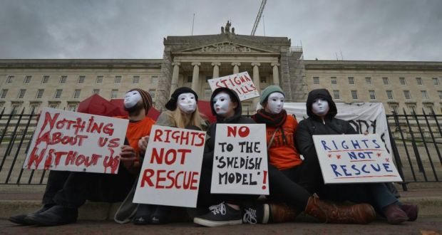 Why Northern Ireland's new law banning the purchase of sex is patronizing and problematic