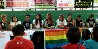 Transgender groups in the Philippines call on government to pass laws to protect LGBTIs