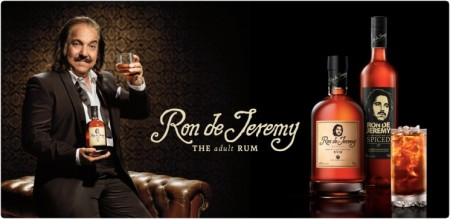 Ron de Jeremy Rum is growing fast in Europe -- Porn star Ron Jeremy hits UK to promote his rum