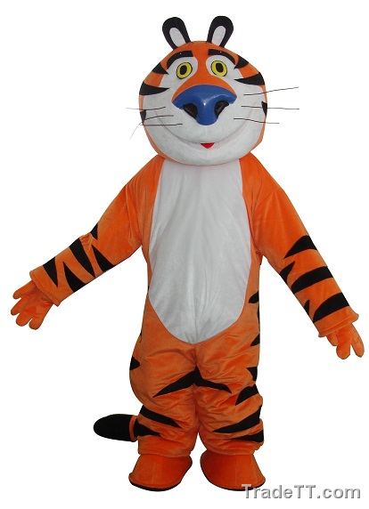 Tony the Tiger costume -- 'Tiger' Case May Spur Government Review of 'Extreme Porn' Law