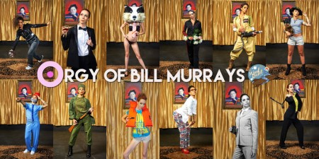 Adult BILL MURRAY Parody Now On WOODROCKET.COM