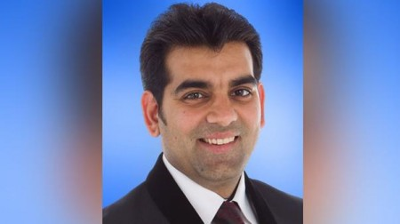 Nitin Gursahani was the Liberal candidate for the Victorian seat of Thomastown.