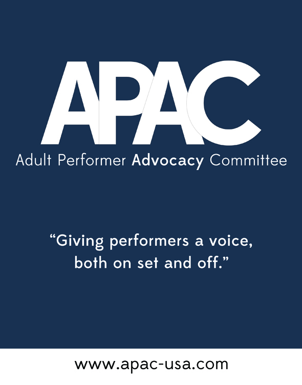 Adult Performers Advocacy Committee (APAC) Or APAG?? That's A No Brainer