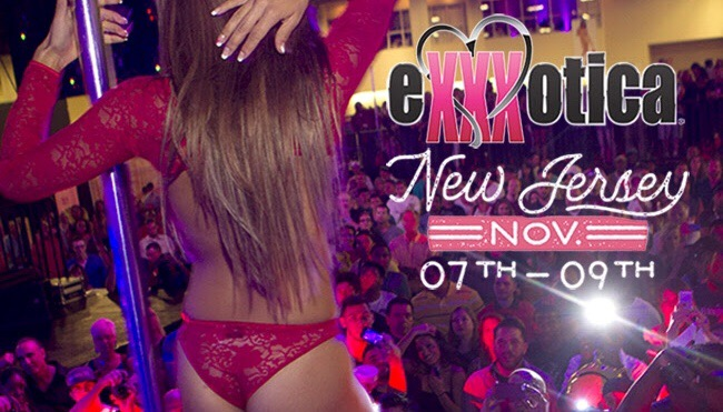 EXXXOTICA's Stage Shows & Seminars Bring Sexy, Fun & Different To New Jersey This Weekend