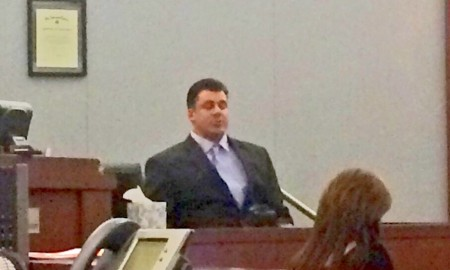Corey Thomas testifies at the preliminary hearing, Nov 14, 2014 -- Christy Mack Faces War Machine in Las Vegas Courtroom