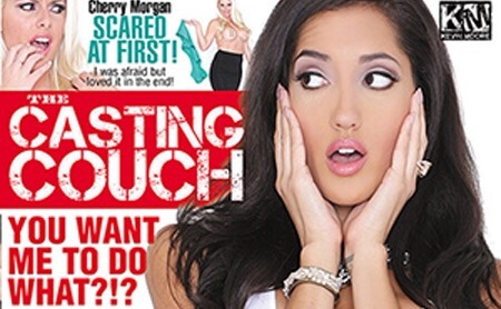 Adult Starlets Take A Turn On Kevin Moore's 'Casting Couch'