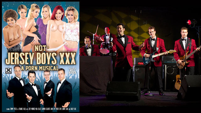 'Not Jersey Boys XXX' Snags 11 2015 XBIZ Award Nominations