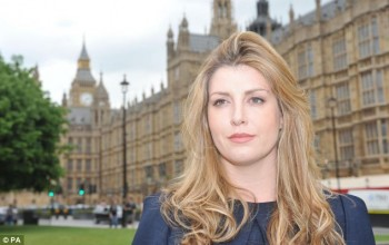 Penny Mordaunt 350x220 Politician Penny Mordaunt says the word cock six times in Parliament, wins award