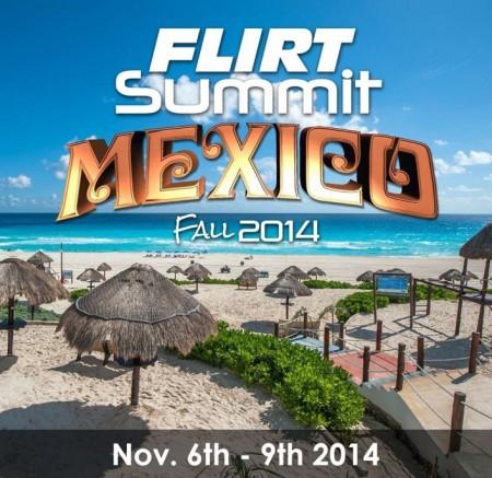 Flirt4Free's 5th Annual Flirt Summit Cancun a Rousing Success