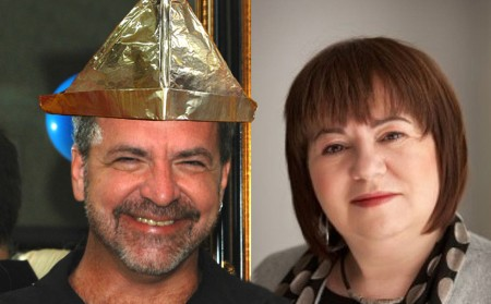 The Haters: Mike South and Gail Dines