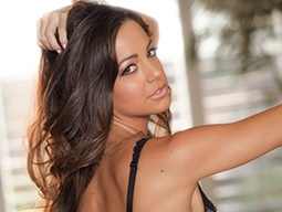 Abigail Mac Signing for Twistys All Week, Presenting at AVN Awards