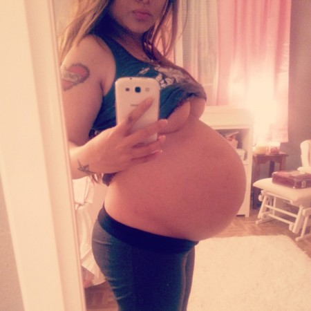 Heaven Help Us, Tila Tequila is Now A Mom