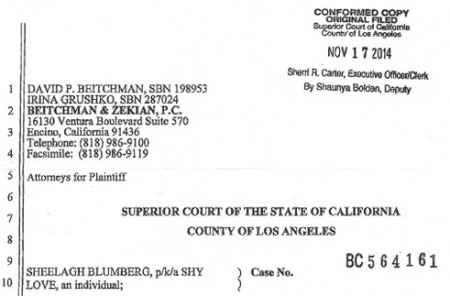 Does Shy Love's Attorney Have a Conflict of Interest?