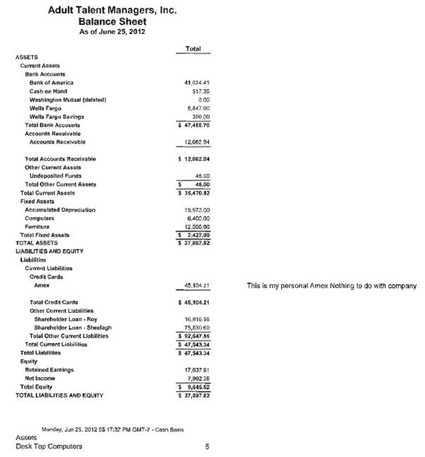 2012 balance sheet 1
