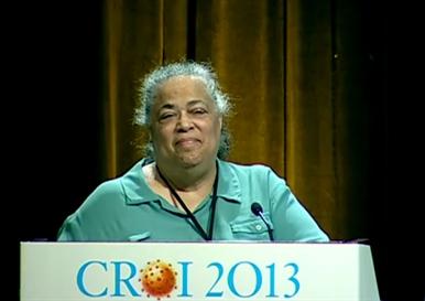 CDC researcher Dawn Smith