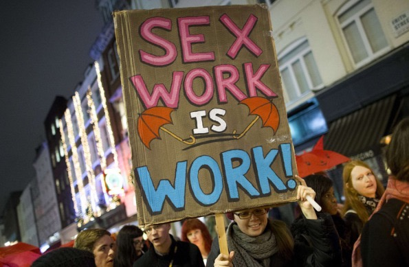 Growing number of legal experts encouraging provinces not to enforce new prostitution law