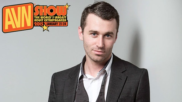 AVN Teams with Male Performer of the Year James Deen to Promote 2015 AVN Awards