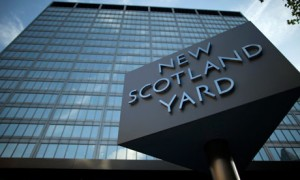 Scotland Yard fires two officers over 'disgusting and offensive' porn