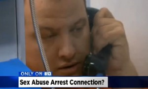 Anti-Porner Donny Pauling Implicates Cop Under Arrest for Child Abuse in Jailhouse Interview