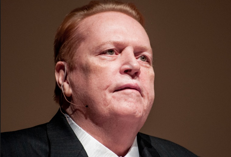 Larry Flynt announces porn parody of 'The Interview'