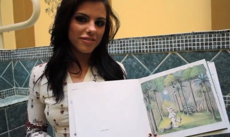 Porn Stars Read 'Where The Wild Things Are' - Adriana Chechik