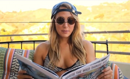 Porn Stars Read 'Where The Wild Things Are' - Carter Cruise