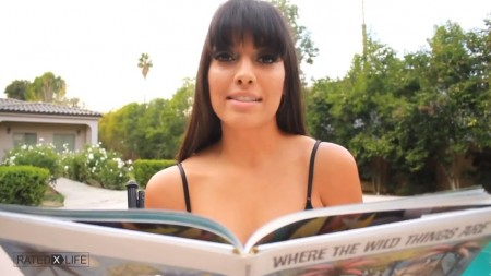 Porn Stars Read 'Where The Wild Things Are' - Mercedes Carrera