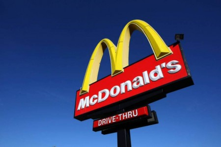 This McDonald's accidentally showed porn all evening and none of the staff noticed
