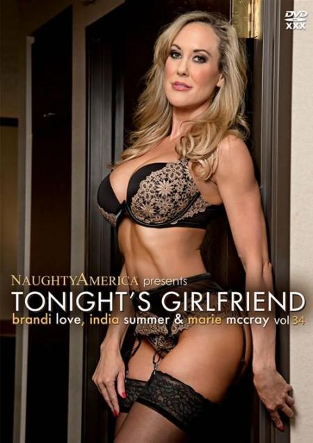 Brandi Love Gets the Cover of 'Tonight's Girlfriend 34'