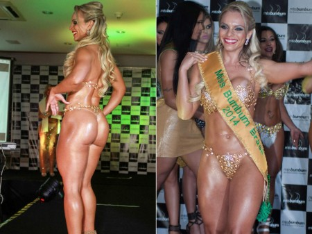 Winner of Brazilian Miss Bumbum contest has virginity surgically restored