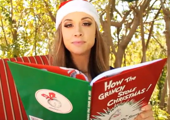 Porn Stars Read 'How The Grinch Stole Christmas'