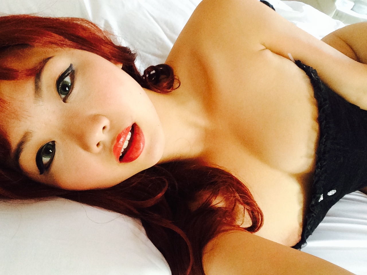 Harriet Sugarcookie Joined on Cam By Girlfriend All Week