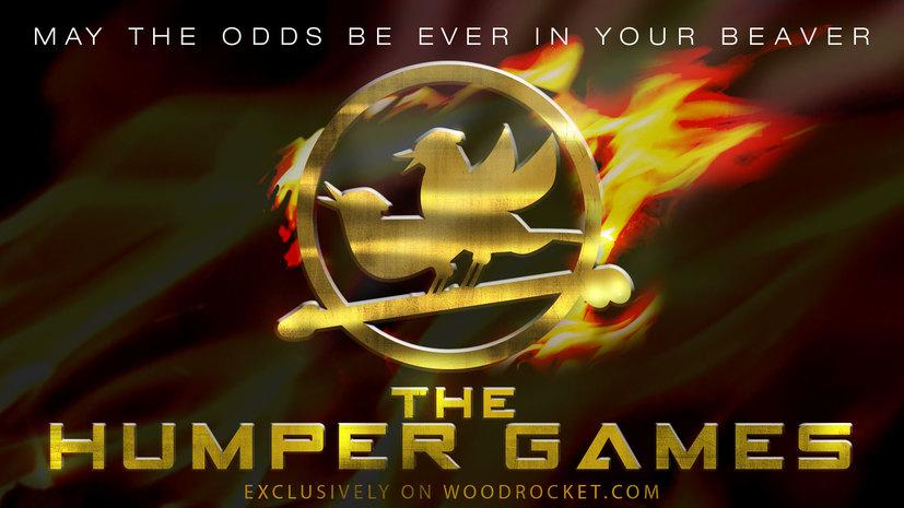 The Hunger Games Adult Parody: WOODROCKET.COM Presents 'The Humper Games'