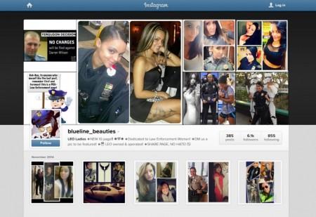 Female cops face discipline over pics in uniform on sexy Instagram account