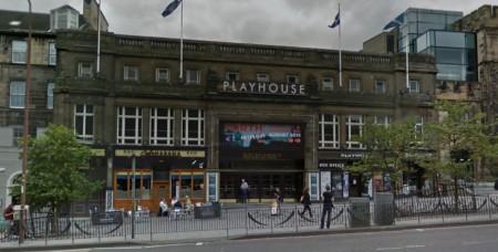 Edinburgh Playhouse -- Edinburgh theater sends porn DVDs to children instead of school performances
