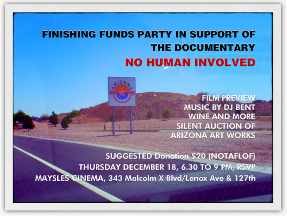 NYC Fundraiser for 'No Human Involved' Doc on Intersection of Sex Work, Incarceration