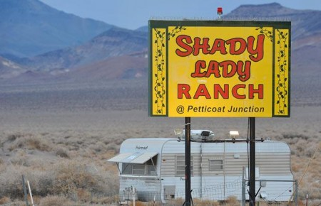 KNPR: Nevada's Brothel Industry Continues To Shrink