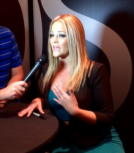 Alexis Texas at the AVN Adult Entertainment Expo, January 21, 2015. Photo by TRPWL.com