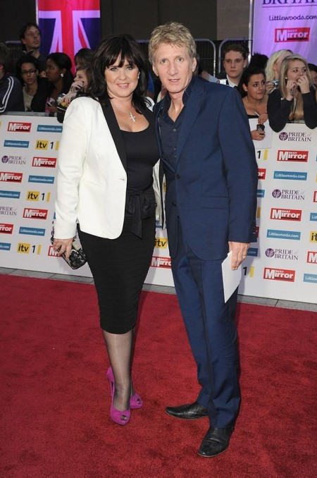 Coleen-Nolan-and-husband-Ray-Fensome