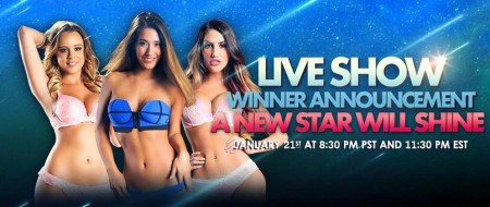Alexis Adams, August Ames and Eva Lovia Named Finalists in DP Star Competition
