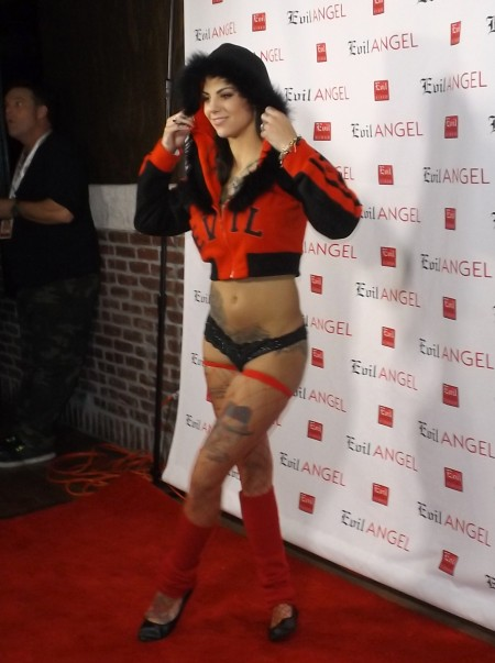 AVN Expo 2015 Photos Day 3: Bonnie Rotten