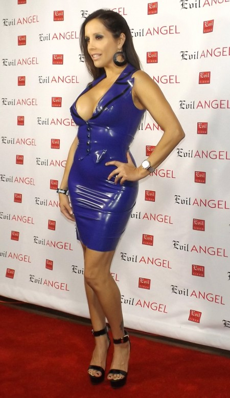 AVN Expo 2015 Photos Day 3: Francesca Le