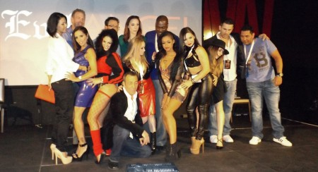 AVN Expo 2015 Photos Day 3: Team Evil Angel