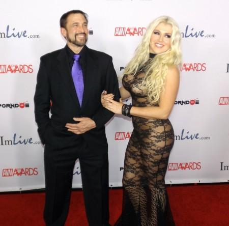 Miles Long and Nikki Phoenix