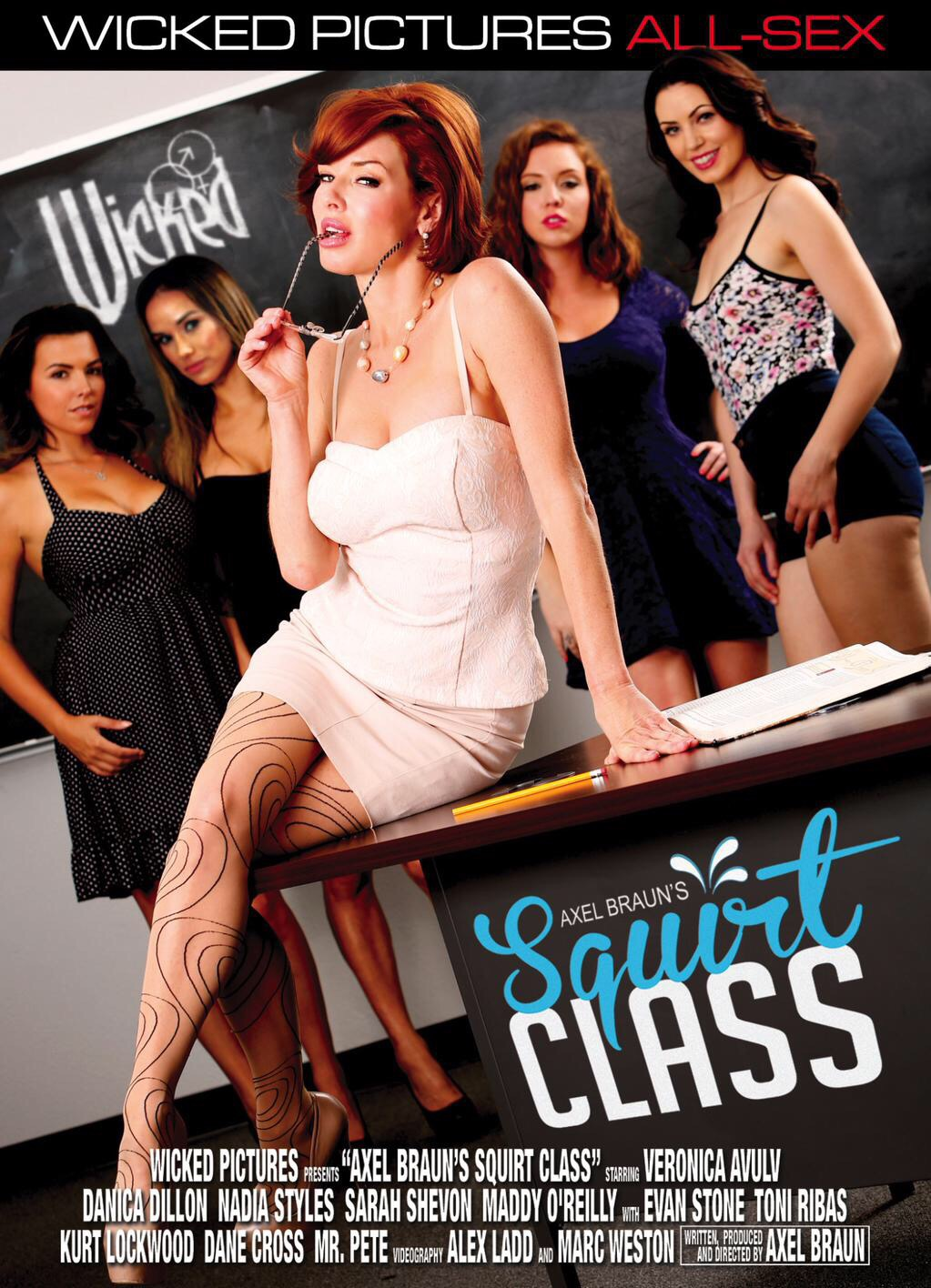 Wicked Ships 'Axel Braun's Squirt Class'