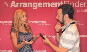 Kayden Kross Talks About Assuming A New Position: President of ArrangementFinders.com