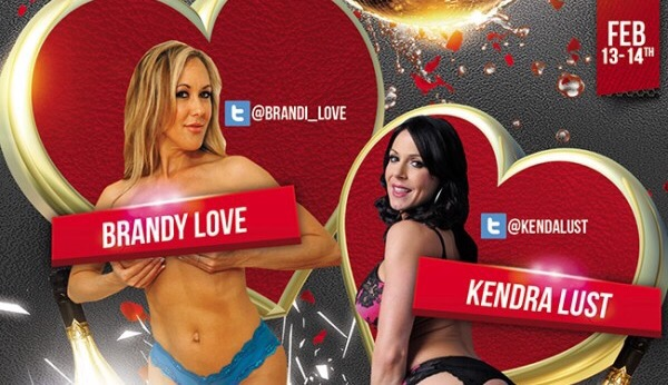 Fond Farewell: Brandi Love Final Feature Date Set for El Paso