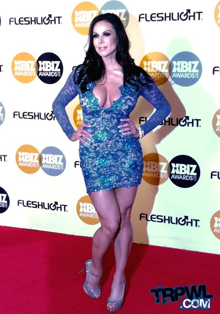 XBiz Awards 2015 PHOTOS: Kendra Lust - Photo by Michael Whiteacre for TRPWL.com